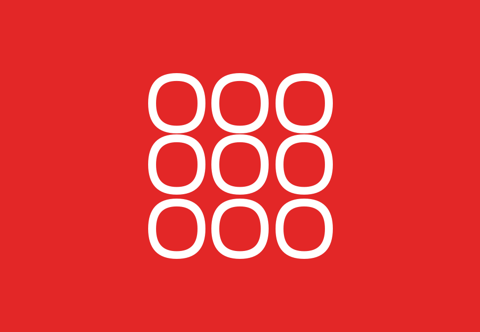 Cellbox logo with nine cells